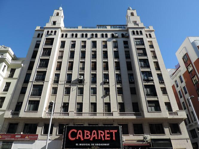 46e. Teatro Rialto. Gran Vía, 54