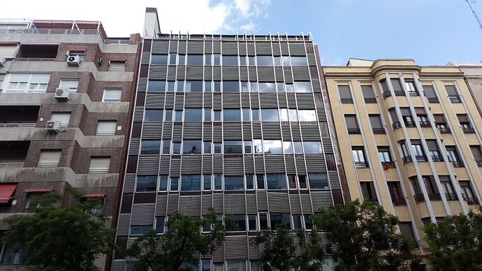 1964-1966,Sede Social Olivetti, Antonio Perpiñá sebriá y Xavier Busquets Sindreu (1)_opt