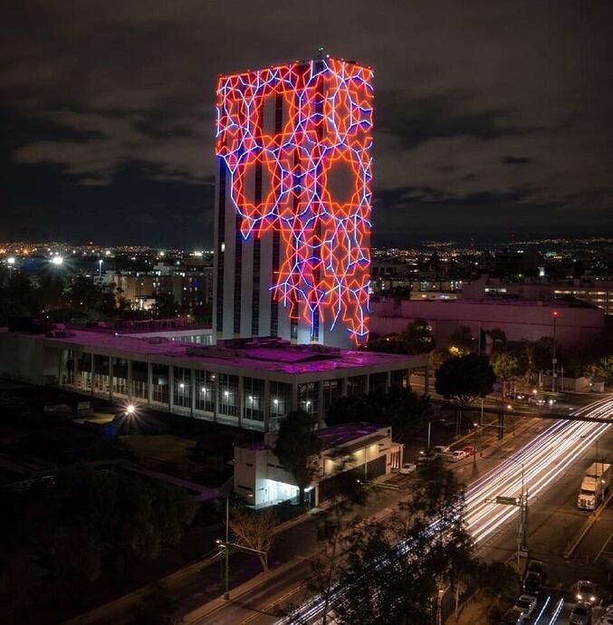 Torre Centro Cultural Universitario