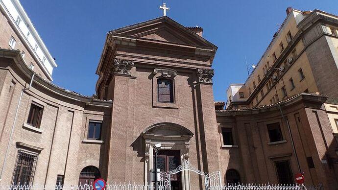 1749-1753;Iglesia de San Marcos;Ventura Rodriguez (4)_opt