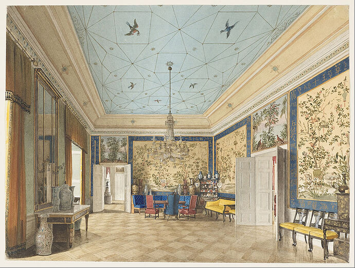 Eduard_Gaertner_-_The_Chinese_Room_in_the_Royal_Palace,Berlin-_Google_Art_Project