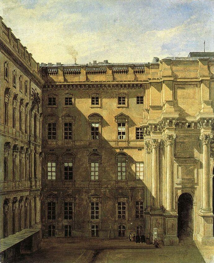 800px-Berlin_Stadtschloss_Eosanderhof_Gaertner_1832