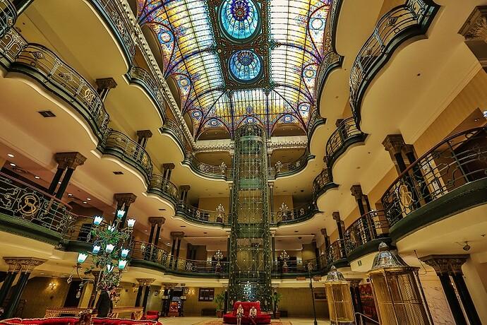 Gran Hotel CDMX