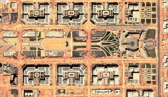 distrito del gobierno
