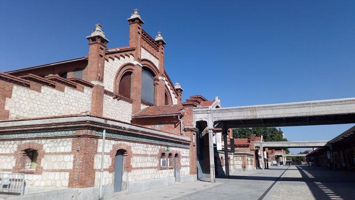 1907-1910;Matadero Municipal y Mercado de ganados; Luis Bellido González y Jose Eugenio Ribera Antaste (4)_opt