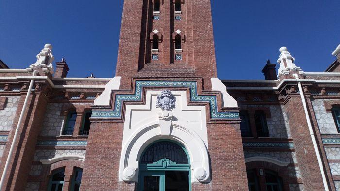 1907-1910;Matadero Municipal y Mercado de ganados; Luis Bellido González y Jose Eugenio Ribera Antaste (11)_opt