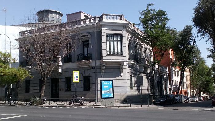 1918-1919, Edificio Ronda;Taller carpintería,almacén y vivienda D Martín Martínez ;Enrique Pfitz López (2)_opt