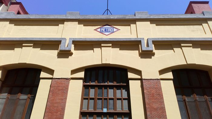 1924-1925;Subestación Eléctrica Metro Quevedo; Antonio  Palacios (2)_opt