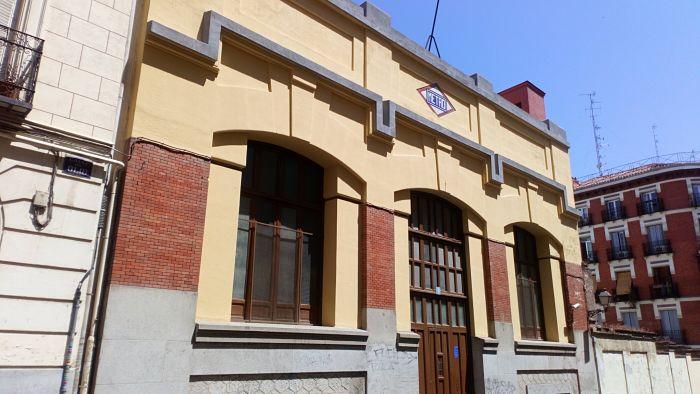 1924-1925;Subestación Eléctrica Metro Quevedo; Antonio  Palacios (1)_opt