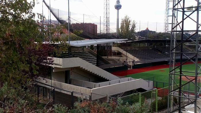 1961-1962, Campo de Beisbol  La Elipa,Manuel Barbero Rebolledo y de la Joya Castro (2)_opt