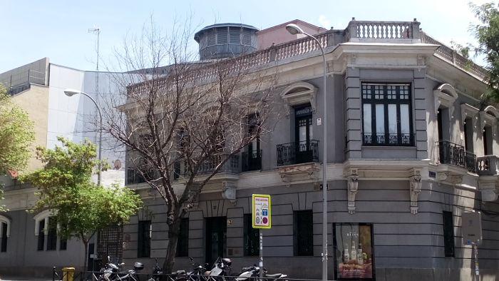 1918-1919, Edificio Ronda;Taller carpintería,almacén y vivienda D Martín Martínez ;Enrique Pfitz López (10)_opt