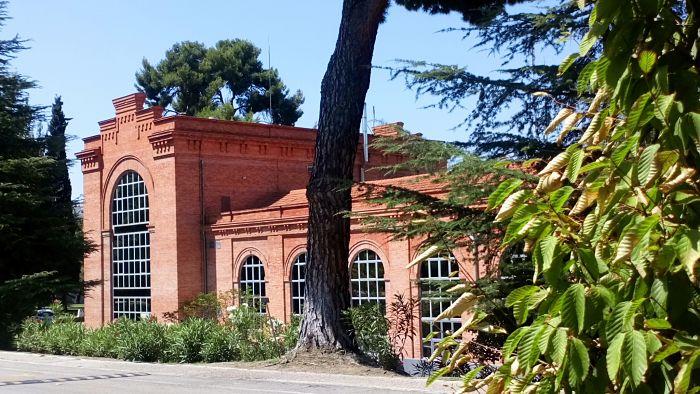1907-1911;Depósito,chimenea y Central Eléctrica de Sta Engracia;Luis Moya Idigoras y Ramón de Aguinaga (6)_opt