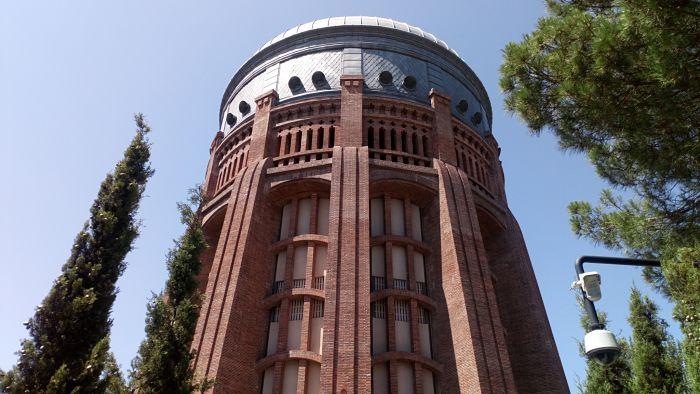 1907-1911;Depósito,chimenea y Central Eléctrica de Sta Engracia;Luis Moya Idigoras y Ramón de Aguinaga (1)_opt