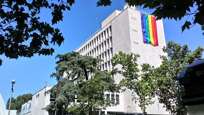 1950-1955, La Embajada de EEUU en Serrano;Leland W King,Ernest Warlon,Mariano Garriguez Diaz Cabañete (15)_opt
