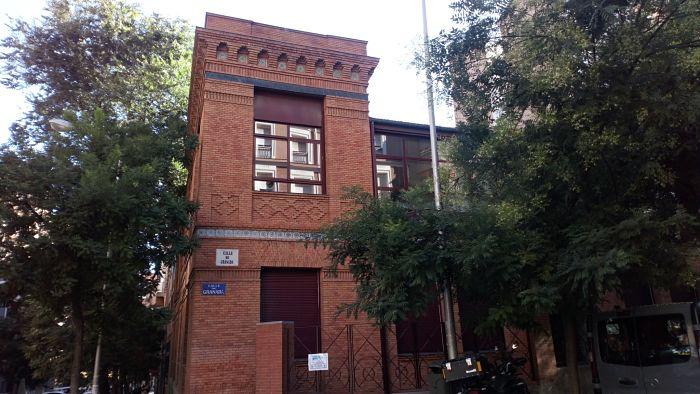 1884-1885;Edificio para Fototipia de J Laurent y Cia; Ricardo Velazquez Bosco (1)_opt