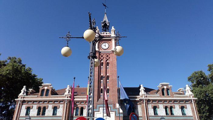 1907-1910;Matadero Municipal y Mercado de ganados; Luis Bellido González y Jose Eugenio Ribera Antaste (1)_opt