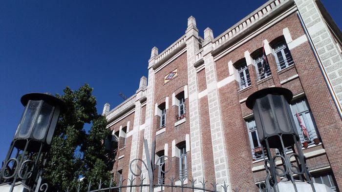 1922-1923, Central Elétrica,talleres, oficinas y  vivienda ingeniero; Antonio Palacios (5)_opt